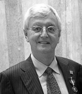 Late President and CEO of the Radiation Safety Institute, Dr. Fergal Nolan