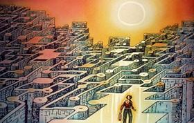 RCA Labyrinth