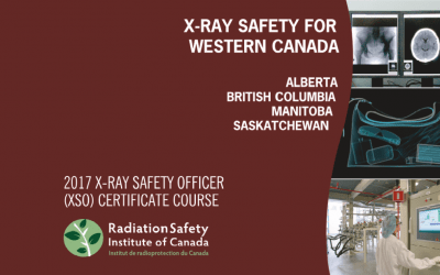 2017 X-RAY SAFETY OFFICER FOR WESTERN CANADA