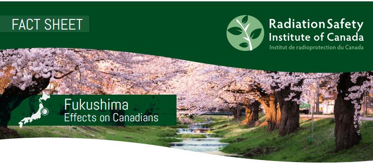 Fukushima Effects on Canadians - Radiation Safety Institute