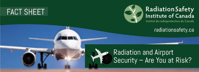Radiation and Airport Security
