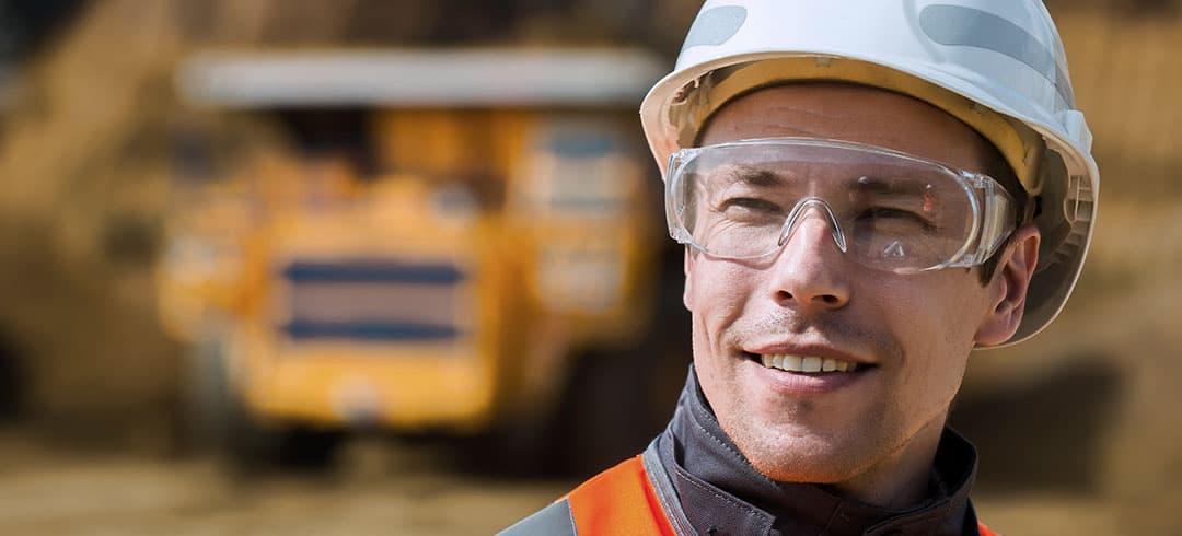 Mining Worker Construction Hat