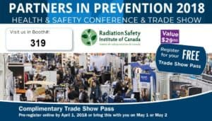 Register for your FREE Partners in Prevention 2018 Trade Show Pass  - Value $29