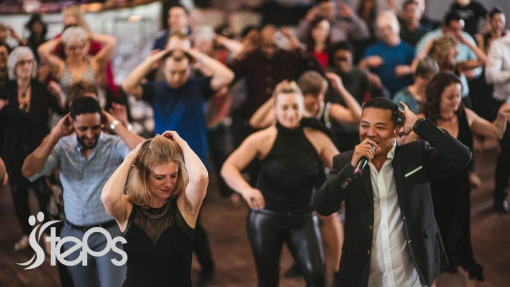 Let STEPs Dance get you moving!